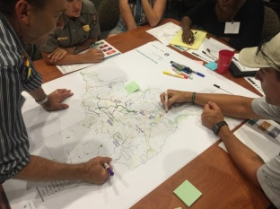 Consultation with transportation plans