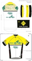 Bike Alpharetta Canari jersey final front and back