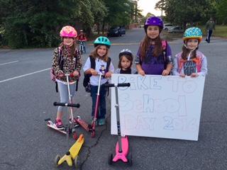 Bike to School Day 2016