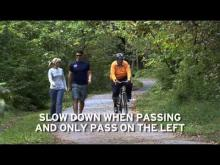 safe cycling video