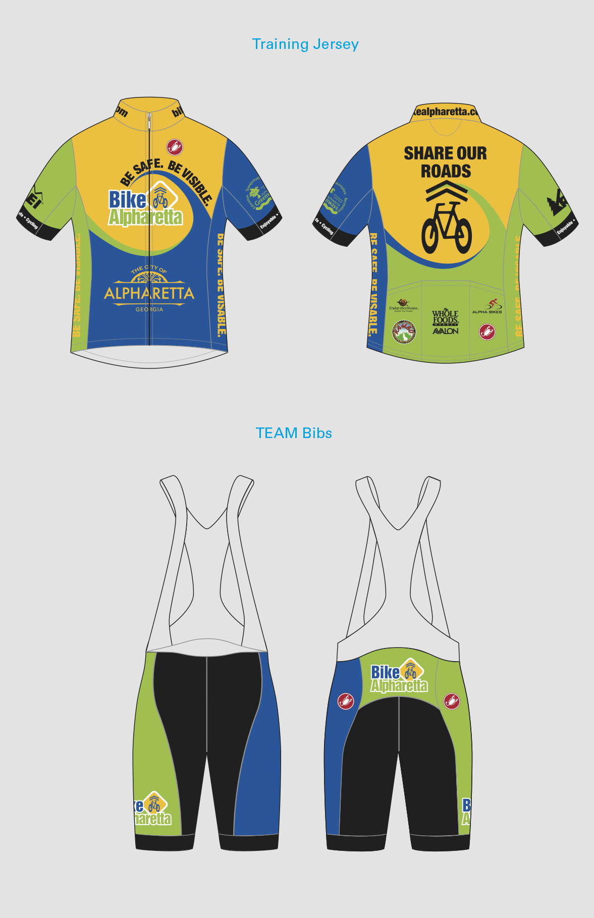 Bike Alpharetta Kits